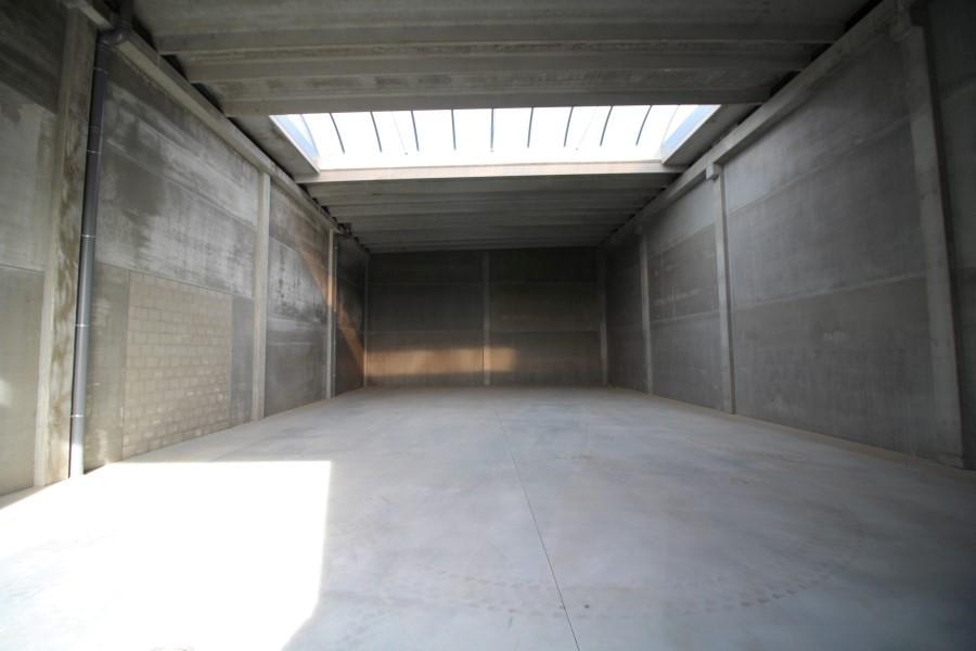 Bizconnect nieuwbouw loods van te maldegem for Loods te huur oost vlaanderen